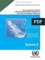 UNECE - ADN 2015 Volume II.pdf