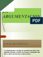 la_argumentacion