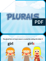 1. plurals with ACTIVITY