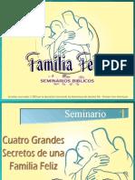 1. CUATRO GRANDES SECRETOS DE UNA FAMILIA FELIZ.ppt