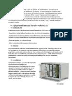 RTU_caractéristique_architecture