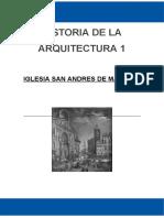 INFORME-ANDRES DE MANTUA