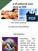 B2B presentation