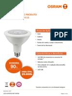 Datasheet - LED PAR38