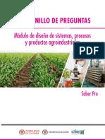 Cuadernillo de preguntas diseno de sistemas procesos y productos agro Saber Pro.pdf