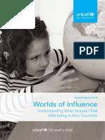 UNICEF Report 2020