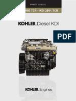 Instrukcja Obslugi KDI 2504TCR