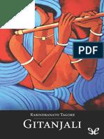 Tagore, Rabindranath - Gitanjali [35892] (r1.1).epub
