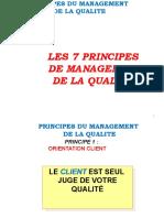 Les Principes Du SMQ 2015