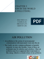 Air Pollution by Hruday