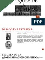 ENFOQUES DE LA ADMINISTRACIÓN..pptx