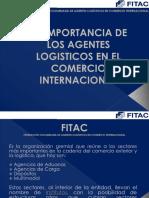 la importancia de los agentes logisticos en el comercio internacional