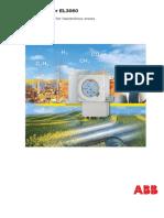 ABB gas analyser
