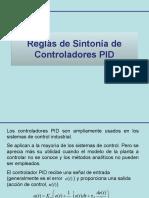 Sintonía de Controladores PID