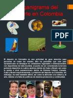 organigrama del deporte en colombia..pptx
