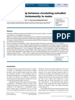 [1479683X - European Journal of Endocrinology] The relationship between circulating estradiol and thyroid autoimmunity in males (1)