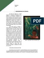 APOSTILA - MODERNISMO NO BRASIL