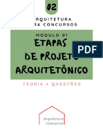 AULA02-ETAPASDEPROJETOARQUITETÔNICO-TEORIA+QUESTÕES-20191029-231615