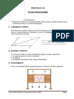 PL N° 04 - LEY DEL PARALELOGRAMO
