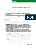 State Response Report Methodology