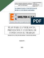 EIC - Plan-de-Vigilancia-Prevencion-y-Control-de-Covid-19-en-El-Trabajo-RM-239-2020-MINSA-y-265-2020-MINSA-Rev.001