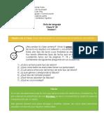 Guía de Lenguaje 20
