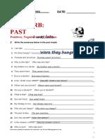 Lista Inglês