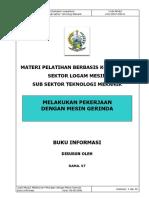 format  modul _ Buku informasi Gerinda