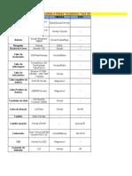 Lista de Peças Similares - Kasinski Mirage 150cc