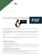 Módulo #0 - Comandos Básicos do Linux