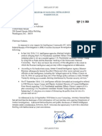 09-29-20_Letter to Sen. Graham_Declassification of FBI's Crossfire Hurricane Investigations_20-00912_U_SIGNED-FINAL