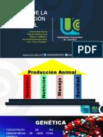 pilares de la produccion animal