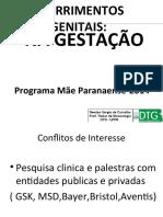 CorrimentosGenitaisnaGEstacao_MAEPARANAENSE2014.ppt