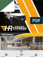 carta presentacion HR EXPRESS SA DE CV OK