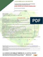 2 Formulario Covi-localización y Declaración de Salud Personal