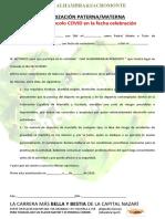 4 Autorizacion Menores Cxm Alhambra&Sacromonte 2020