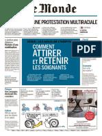 Le Monde - 9 Juin 2020