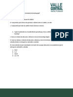 PREGUNTA DIRECTA Y RESPUESTAS MULTIPLES