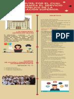 Ley 30_92; por el cual se organiza el servicio público de la Educación Superior.