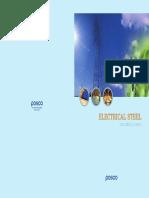 POSCO electrical steel catalogue.pdf