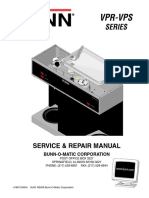 Bunn VPR Service Manual