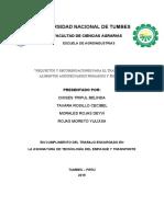 requisitos y recomendaciones de transporte para alimentos apropecuarios y pienso