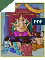 Os 32 Mantras de Ganesha Para Diferentes Propósitos