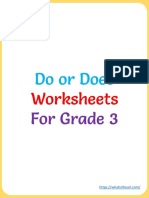 do-or-does-worksheets