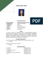 HOJA DE VIDA MAFE ACTUALIZADA 2