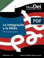 Daniel Carroll - La inmigración y la Biblia