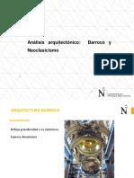 SESION 11-BARROCO Y NEOCLASICISMO