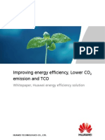 whitepaper-huawei energy efficiency solution