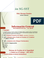 MODELO INDUCCION SST