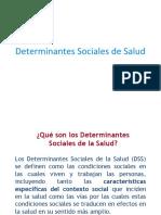 Determinantes Sociales de Salud 20 de julio.ppt